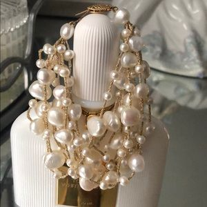 Jewelry - Real Pearl Bracelet